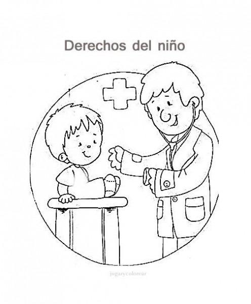 Resultado De Imagen Para Derechos De Los Niños Para Imprimir