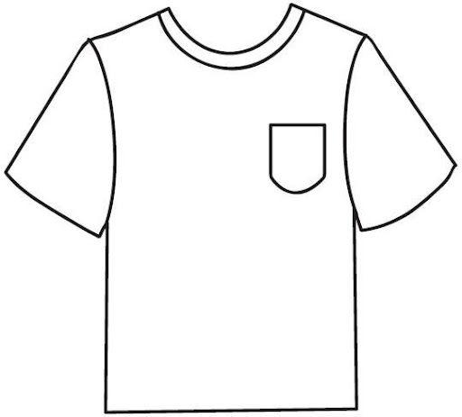 Plantilla Para Decorar Tu Camiseta