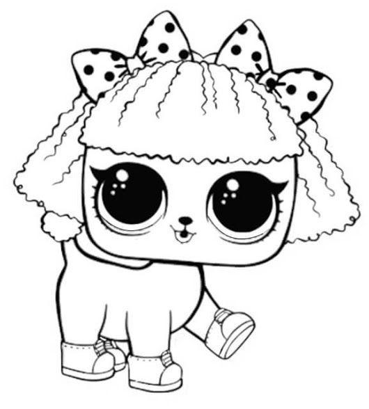 Image Result For Imagenes Para Colorear De Lol Pets