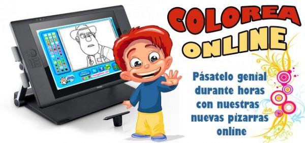 Juegos De Colorear Online Disney