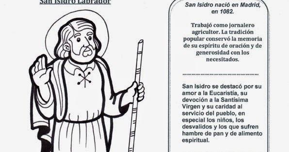 La Catequesis (el Blog De Sandra)  Recursos Catequesis San Isidro