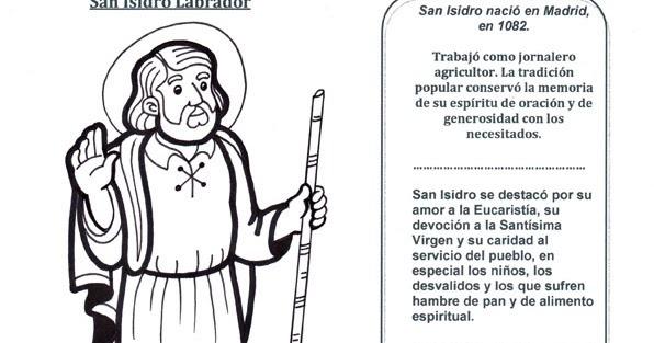 El Rincón De Las Melli  San Isidro Labrador (historia Con Juego)