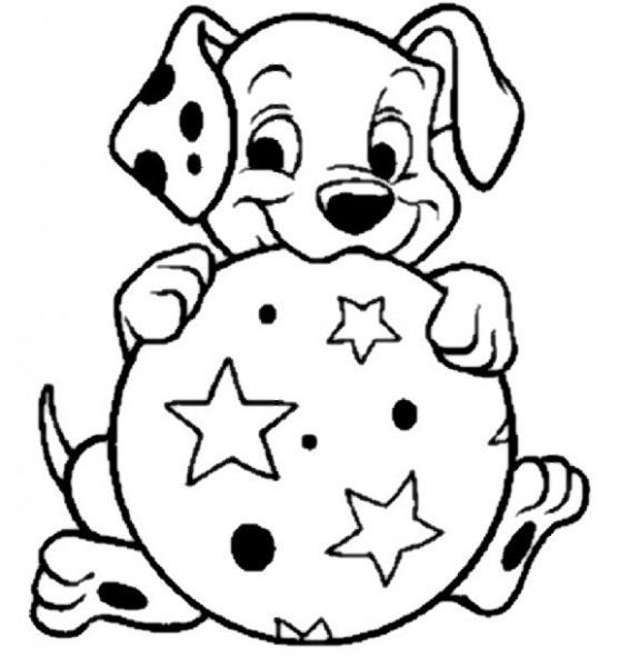 Dibujos Para Colorear Disney 306