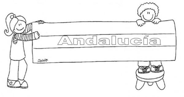 Mi Mundo Infantil  Dibujos DÍa De AndalucÍa