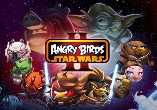 Angry Birds Star Wars Ii  Vídeo De Juego, Telepods Y Figuras De Hasbro