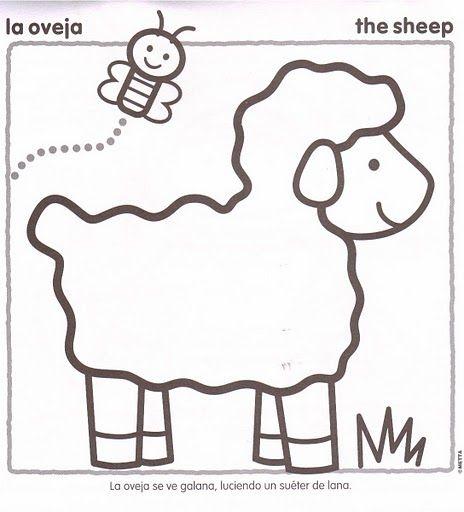 Dibujos Para Colorear De 3 Años Para Niños