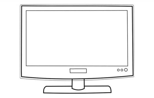 Resultado De Imagen Para Dibujo Televisor