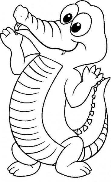 Dibujos Para Colorear  Animales De La Selva Animales De La Selva