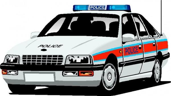 Coche De Policía Hd