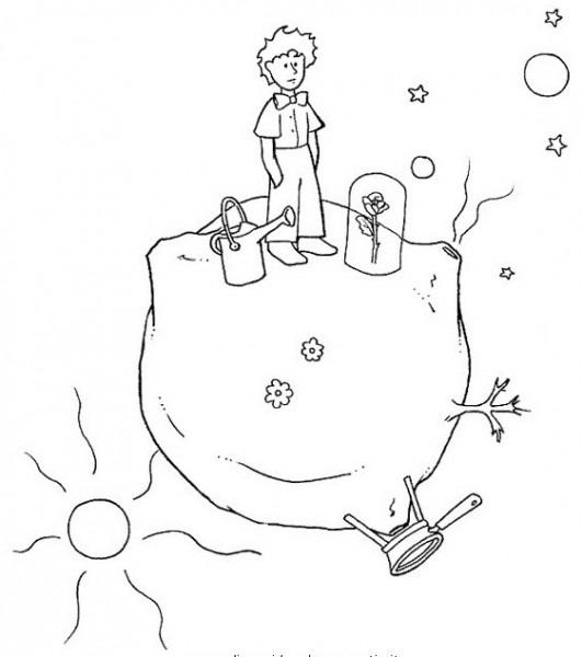 Planeta Principito