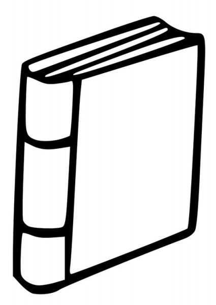 Dibujo Para Colorear Libro