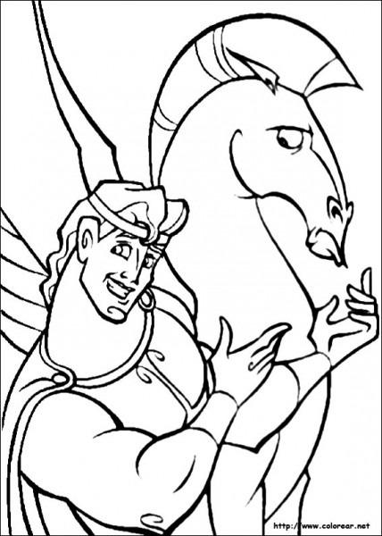Dibujos Para Colorear Disney Channel