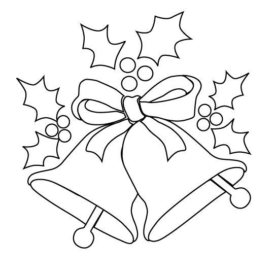 Paginas Para Colorear Gratis Para Navidad Imprimible