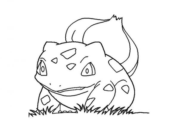 Dibujos Para Colorear Pokemon  Dibujoswiki Com