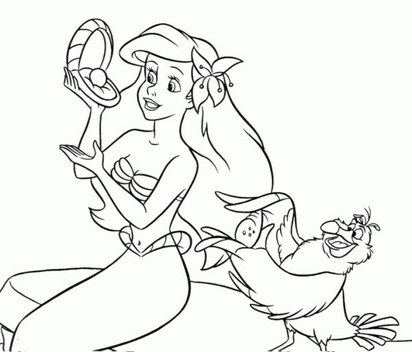 Dibujos Para Colorear Disney
