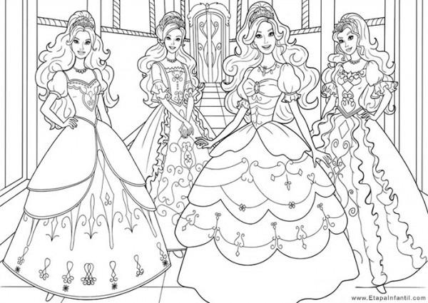 10 Dibujos Para Imprimir Y Colorear