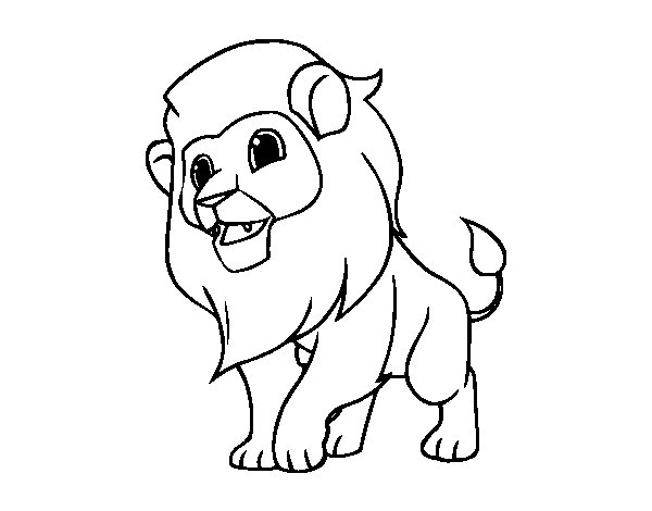 Animales Salvajes   De La Selva  38 (animales) – Páginas Para Colorear