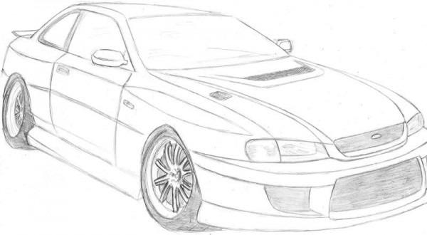Concurso Dibujos Verano][12ª Base  Subaru Impreza 22b]