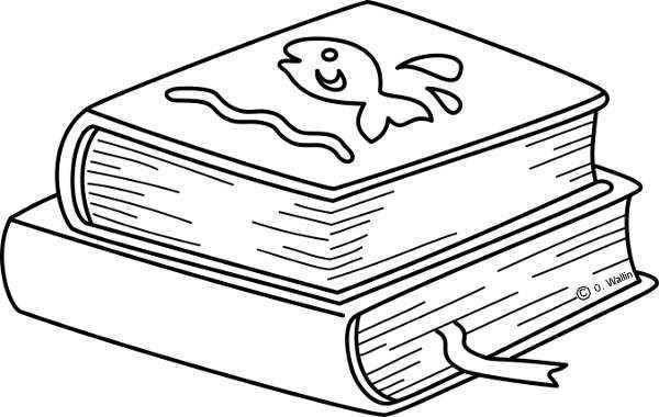 Libros Infantiles Para Colorear