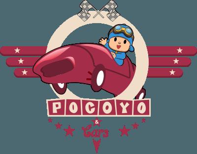 Obtén Los Coches Para Colorear De Pocoyo Y Sus Amigos