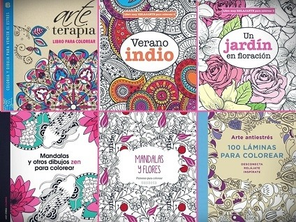 Libros De Mandalas