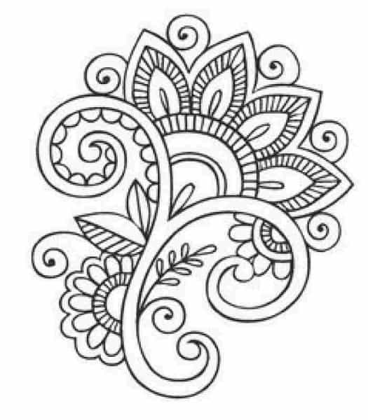 Mandalas Faciles  + De 100 Mandalas Sencillos Para Aprender A