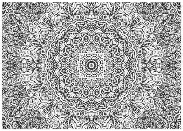 Mandalas Para Colorear  Dibujos Para Descargar Gratis (foto