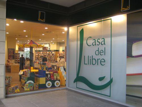 Librería Casa Del Libro C C  La Maquinista, Paseo Potosí, 2