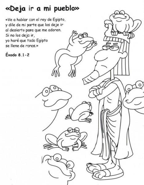 Me Aburre La ReligiÓn  Plaga 2  Las Ranas
