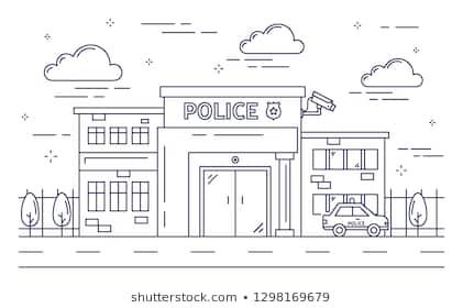 Patrol Station Images, Stock Photos & Vectors