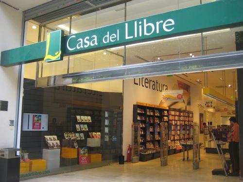 Librería Casa Del Libro Rambla Catalunya, 37