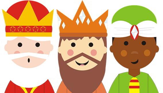 La Carta Mágica De Los Reyes Magos  Juego Educativo