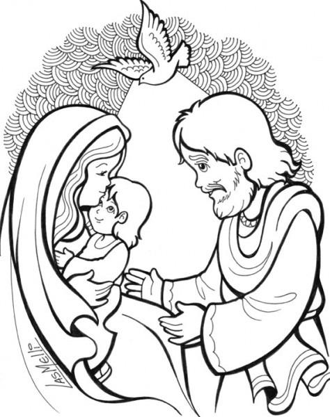 La Catequesis (el Blog De Sandra)  Recursos Catequesis Sagrada Familia