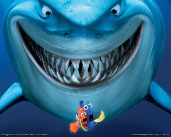 Tiburones Para Colorear