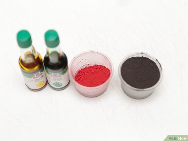 Cómo Pintar El Chocolate Blanco  10 Pasos (con Fotos)