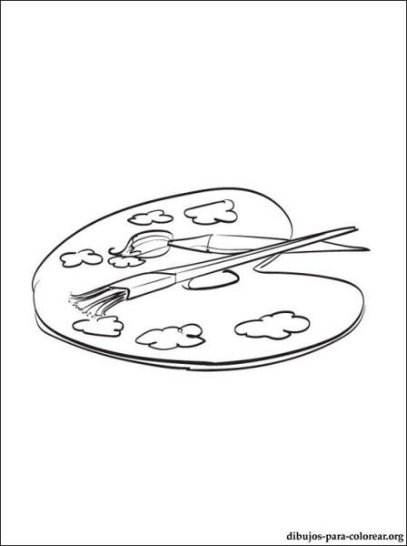 Dibujo De Acuarela Para Imprimir