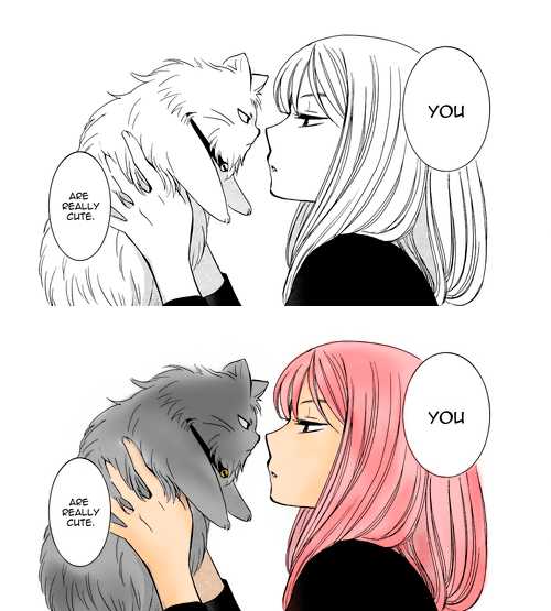 Coloreado De Manga A Photoshop