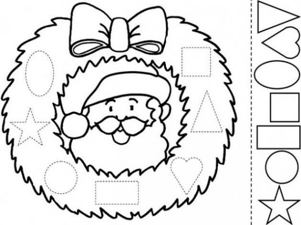 Dibujos De Navidad Para Colorear E Imprimir Tus Manualidades