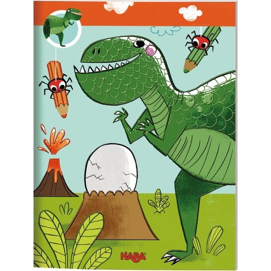 Libro Para Colorear Dinosaurios