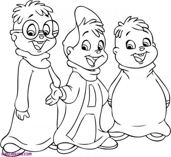 Alvin, Theodoro Y Simon