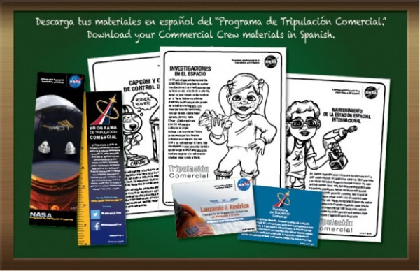 Descarga Tus Materiales Del Programa De Tripulacion En Espanol