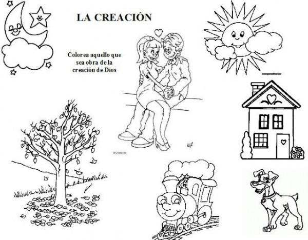 La Catequesis (el Blog De Sandra)  Recursos Catequesis La Creación