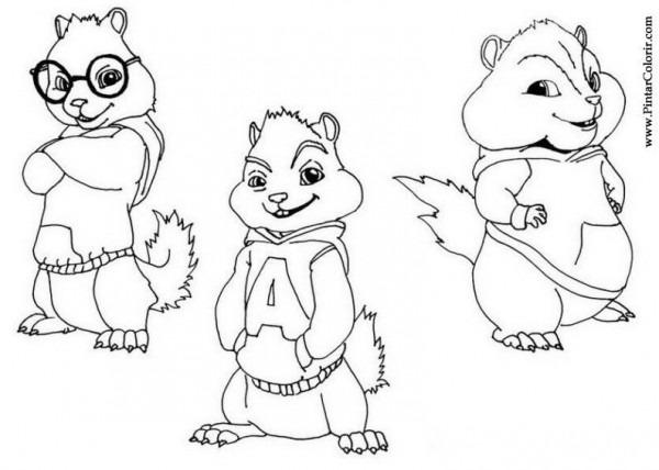 Alvin And The Chipmunks  123 (películas De Animación) – Páginas