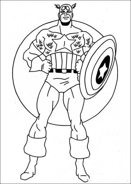 Dc Comics Super Heroes  156 (superhéroes) – Páginas Para Colorear
