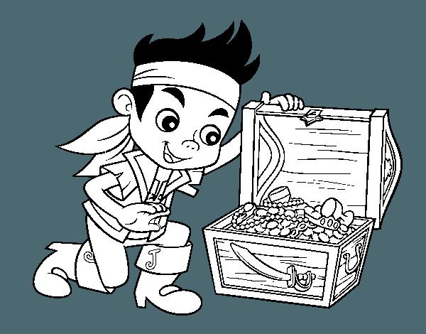 Jake And The Never Land Pirates  23 (dibujos Animados) – Páginas