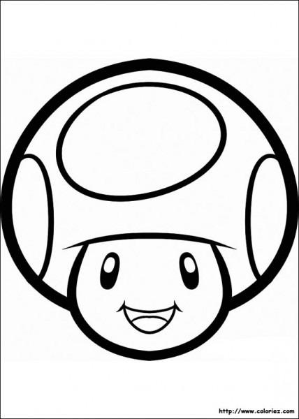 Super Mario Bros  76 (videojuegos) – Páginas Para Colorear