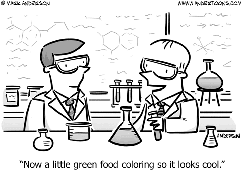 Dibujos De Laboratorio De Quimica Para Colorear