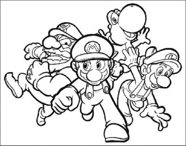 💠super Mario Bros