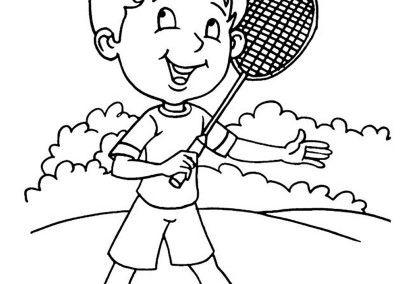 Dibujo De Deportes