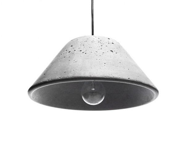 Lámpara Suspendida   Moderna   De Hormigón   Regulable